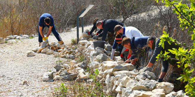 Dry Stone Wall Mason. Volunteer for nature – call for applications open!