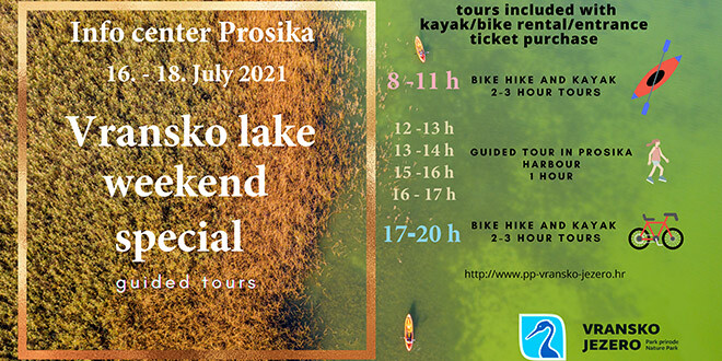 Experience an active weekend at Prosika!
