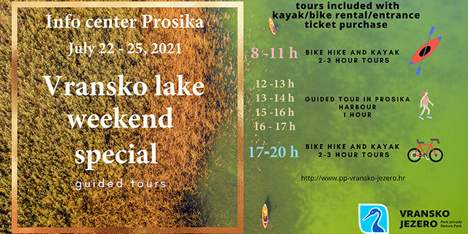 Rest actively at Prosika!