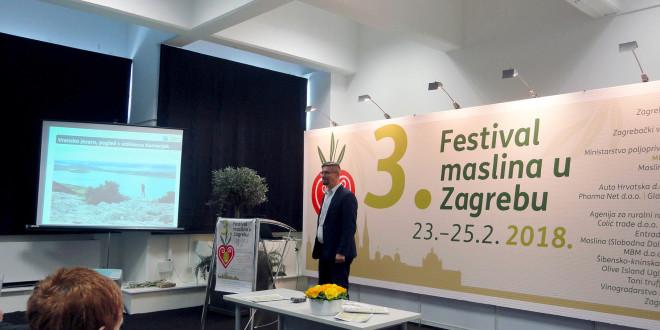 3. Festival maslina u Zagrebu