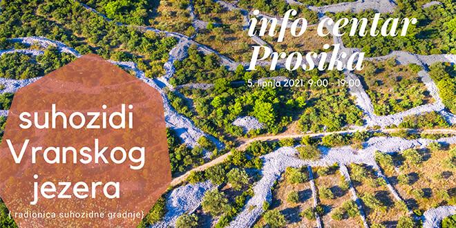 Dan zaštite okoliša uz radionicu obnove Suhozida na Prosici