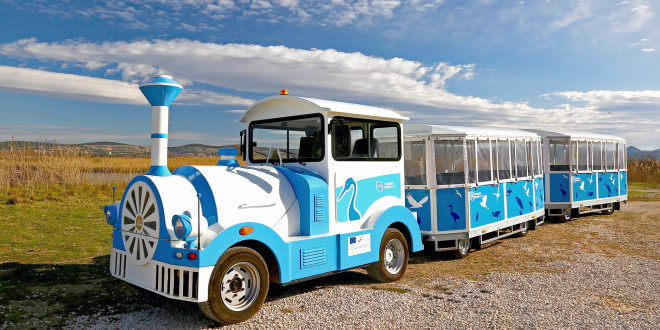 Električni vlak – Nova turistička atrakcija u Parku prirode Vransko jezero!