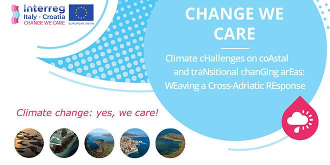 Info dani projekta Change We Care