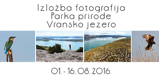 Izložba fotografija Parka prirode Vransko jezero