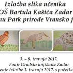 izlozba-slika-ucenika-os-bartula-kasica-na-temu-park-prirode-vransko-jezero
