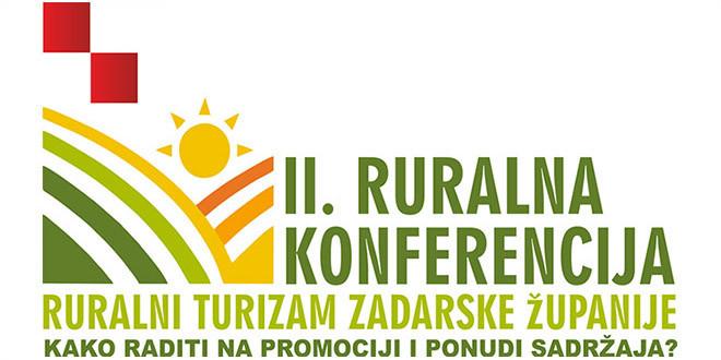 Održana II. ruralna konferencija Ruralni turizam Zadarske županije