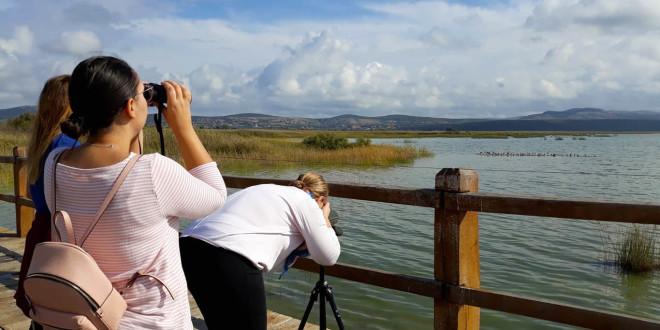 Povodom Dana Parka šestotinjak posjetitelja obišlo Vransko jezero