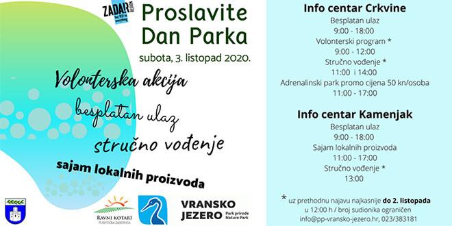 Proslava dana Parka prirode Vransko jezero uz bogat program