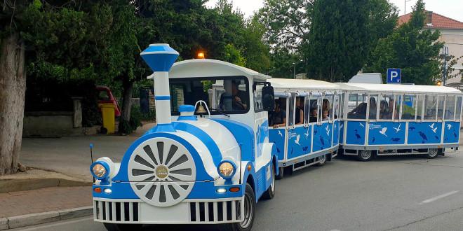Prvi električni vlak u Hrvatskoj prometuje u Parku prirode Vransko jezero