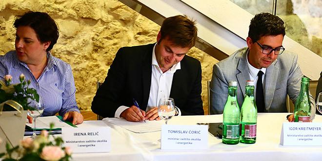 U Maškovića hanu potpisani sporazumi o suradnji na projektu unaprjeđenja upravljanja NATURA 2000 područjima