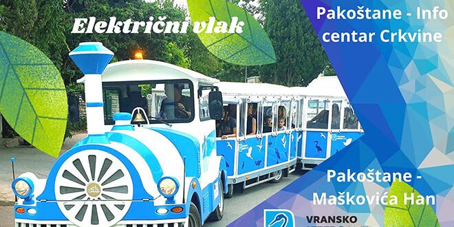 U rujnu posjetite Park električnim vlakom!