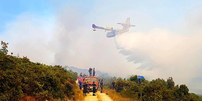 Veliki požar u Parku prirode