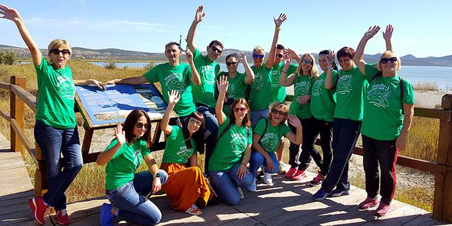 Volonterska akcija na Vranskom jezeru – GRAWE na djelu!