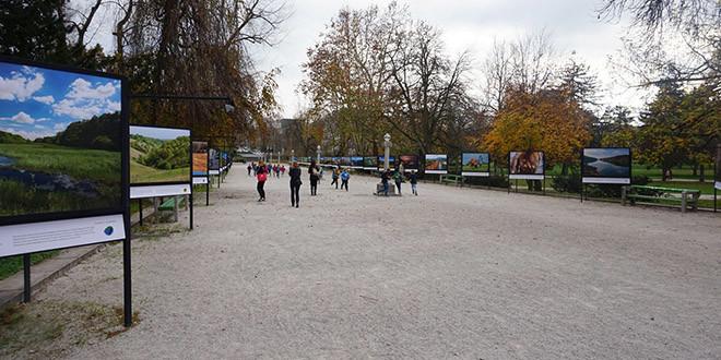 "Vransko jezero na izložbi ""Priroda nas povezuje – Parkovi Dinarida"""