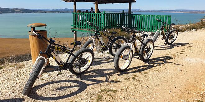 Vransko jezero: Raj za zahtjevno bicikliranje