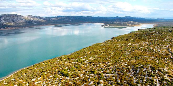 Vransko jezero: Zimovalište za sto tisuća ptica