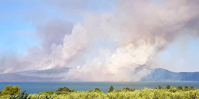 Zabrana paljenja vatre na otvorenom od 1. lipnja do 31. listopada