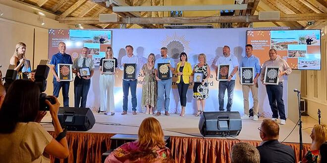 Zlatna medalja Parku prirode Vransko jezero u kategoriji Aktivnih turističkih sadržaja u ruralnom prostoru